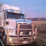 Glenara Cummins Truck