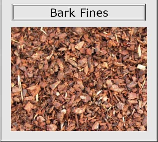 bark fines