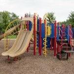 children's activity playground