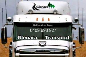 Glenara Transport Pty Ltd truck
