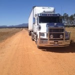 Glenara Transport Truck