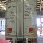 Glenara's new Transport Trailer finished and ready for the road
