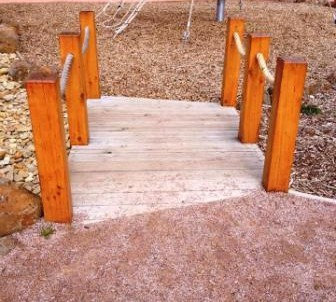 wood-chips-and-timer-for-children's-playground
